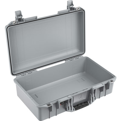 pelican air 1525 silver camera case