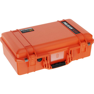 pelican orange camera case 1525 air case