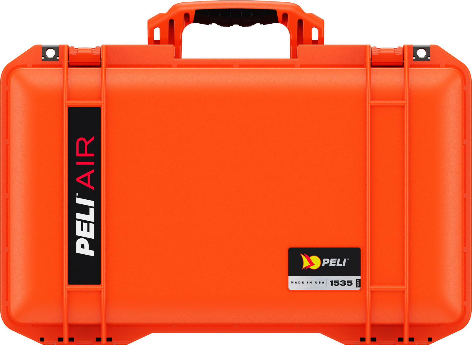 peli 1535 air cases orange color cases