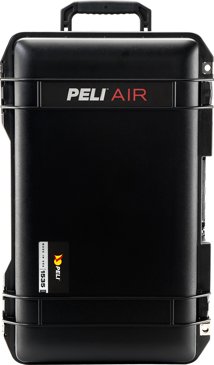 peli 1535 cases air case travel rolling case