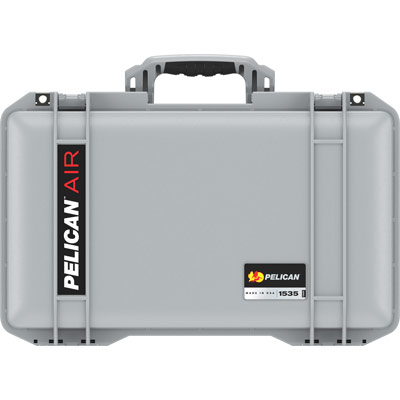 shop pelican air 1535 buy silver travel case
