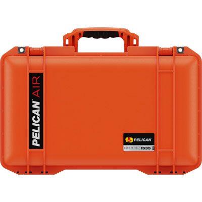 shop pelican air 1535 buy orange lightweight case