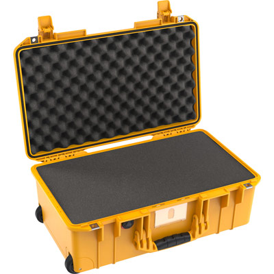 pelican 1535 yellow foam lightweight case