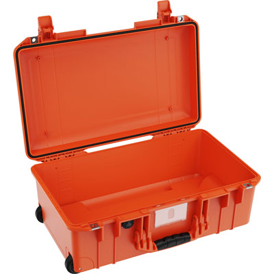 pelican air 1535 orange portable camera case