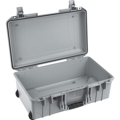 pelican air 1535 silver camera equipment case