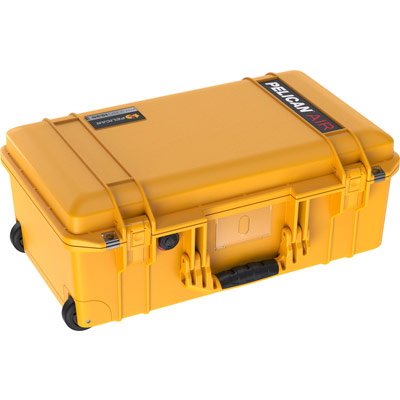 shop pelican air 1535 buy yellow carry on rolling cases