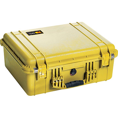 peli 1550eu watertight camera case