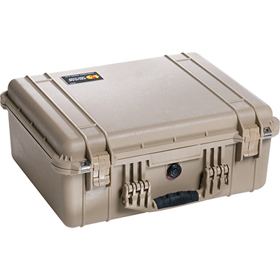 pelican 1550 dustproof camera case