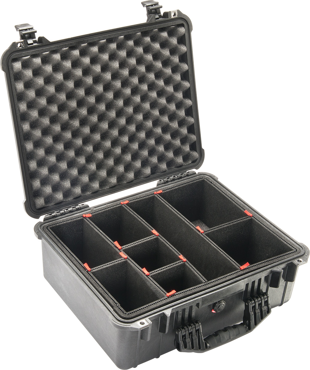 pelican trek pak 1550 camera case hard cases