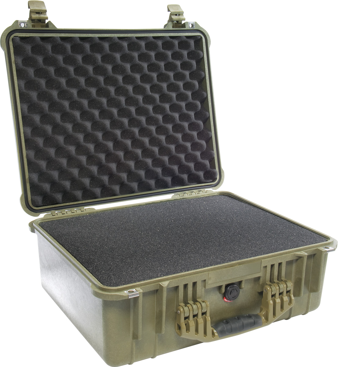 pelican hard shell waterproof tactical case