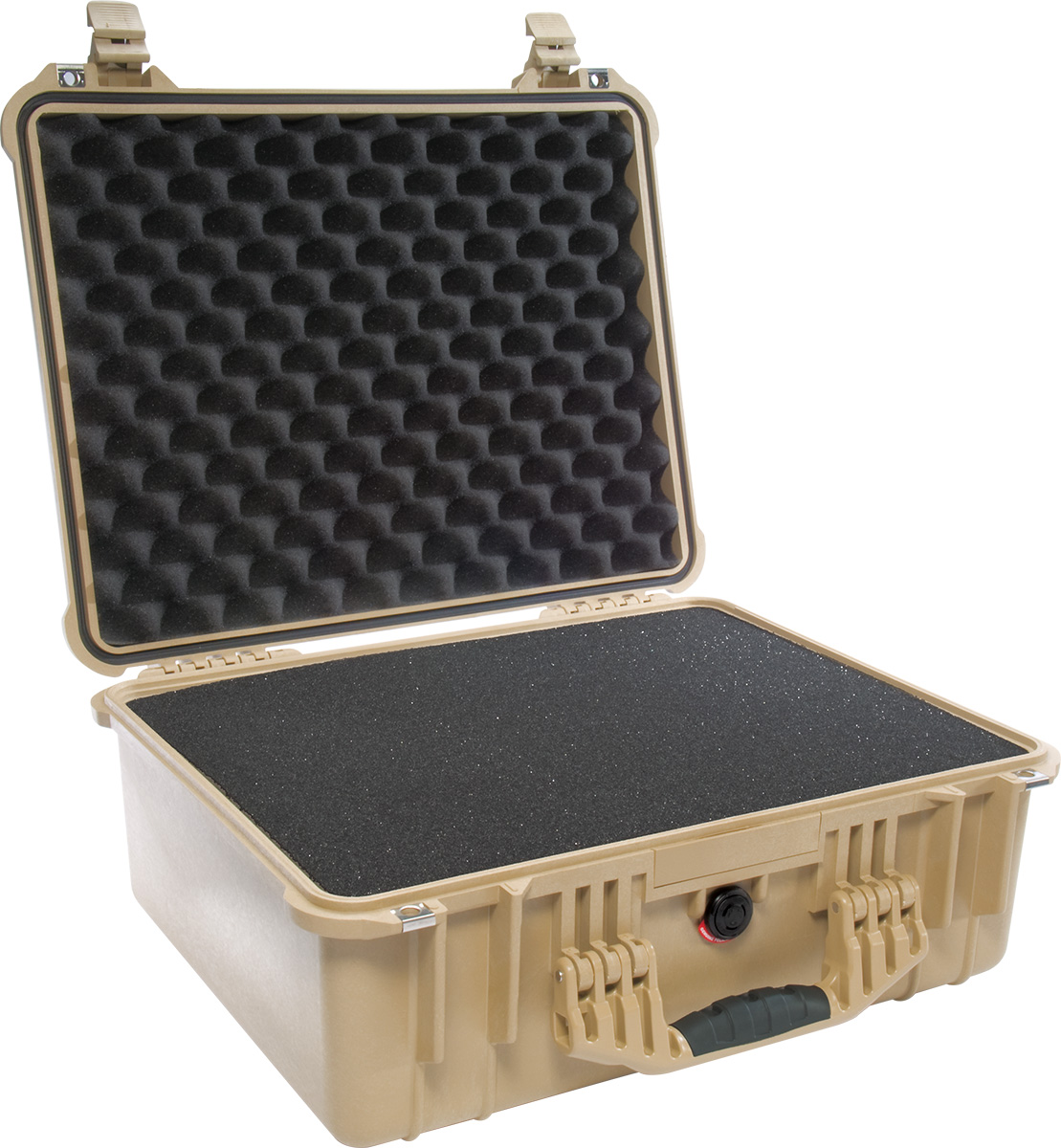 pelican 1550 foam padded camera case