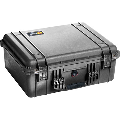 pelican 1550ems black watertight case