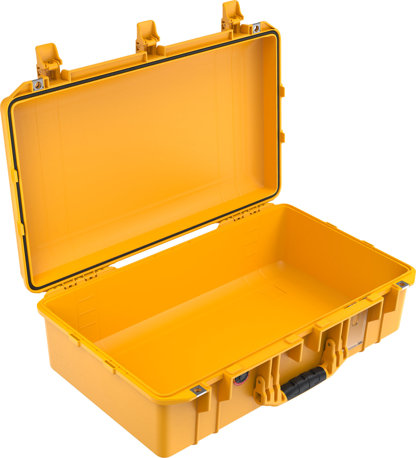 pelican air 1555 watertight yellow camera case