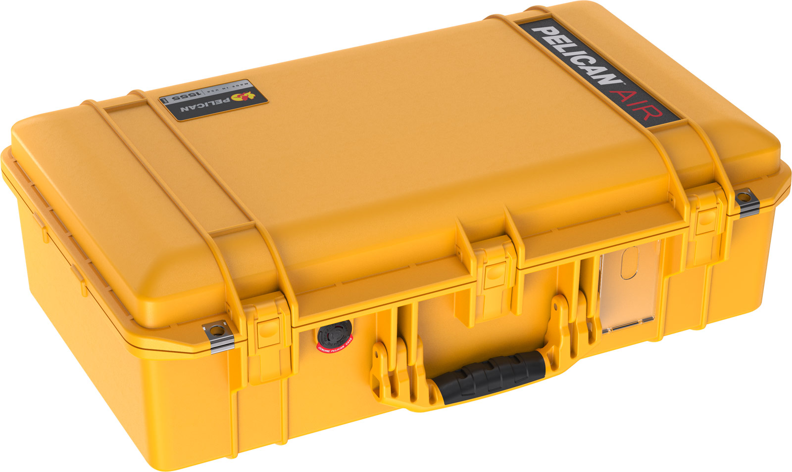 pelican yellow 1555 air case camera cases