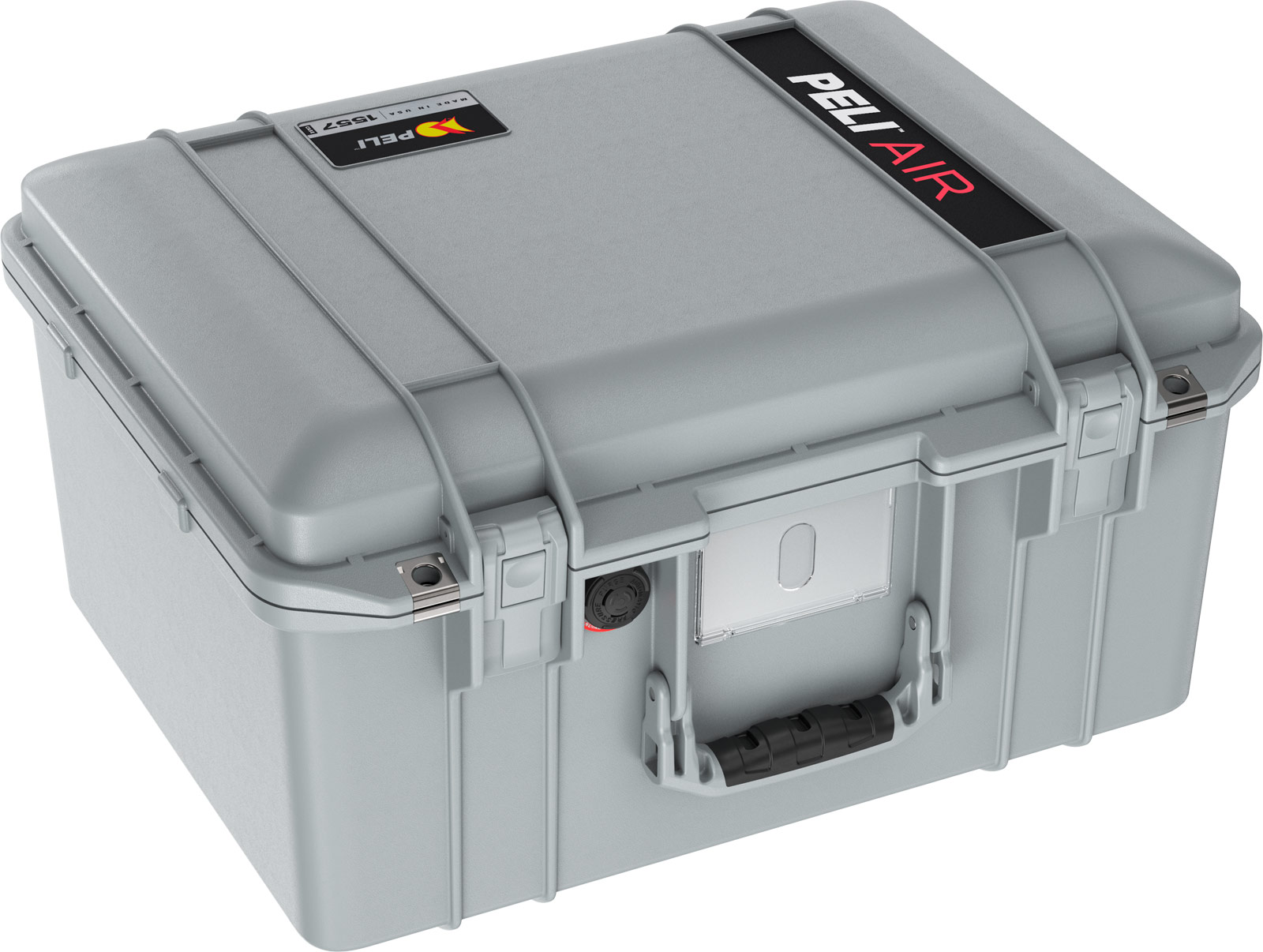 pelican 1557 hard drone camera case grey