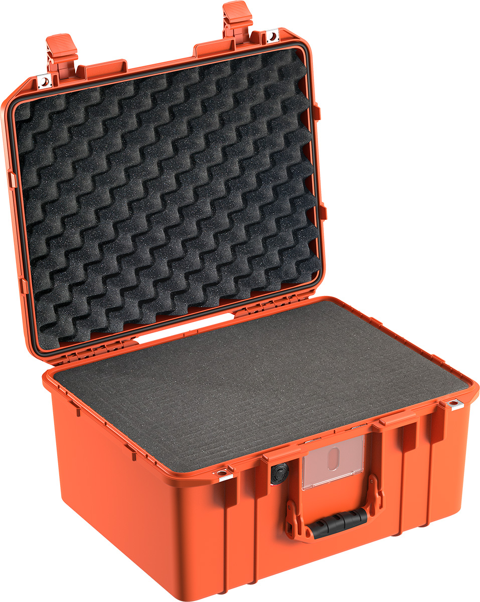 pelican 1557 orange deep hard case