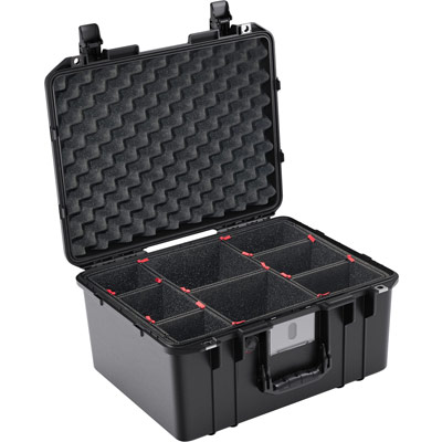 pelican 1557tp trekpak air case deep cases