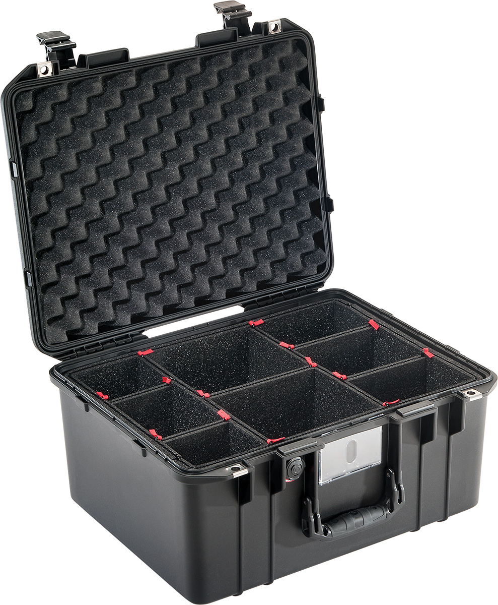 pelican 1557 1557tp trekpak air case deep cases