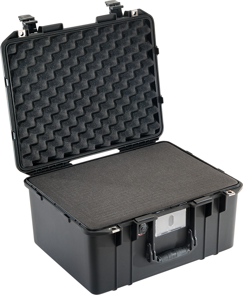 pelican 1557 air case foam drone cases