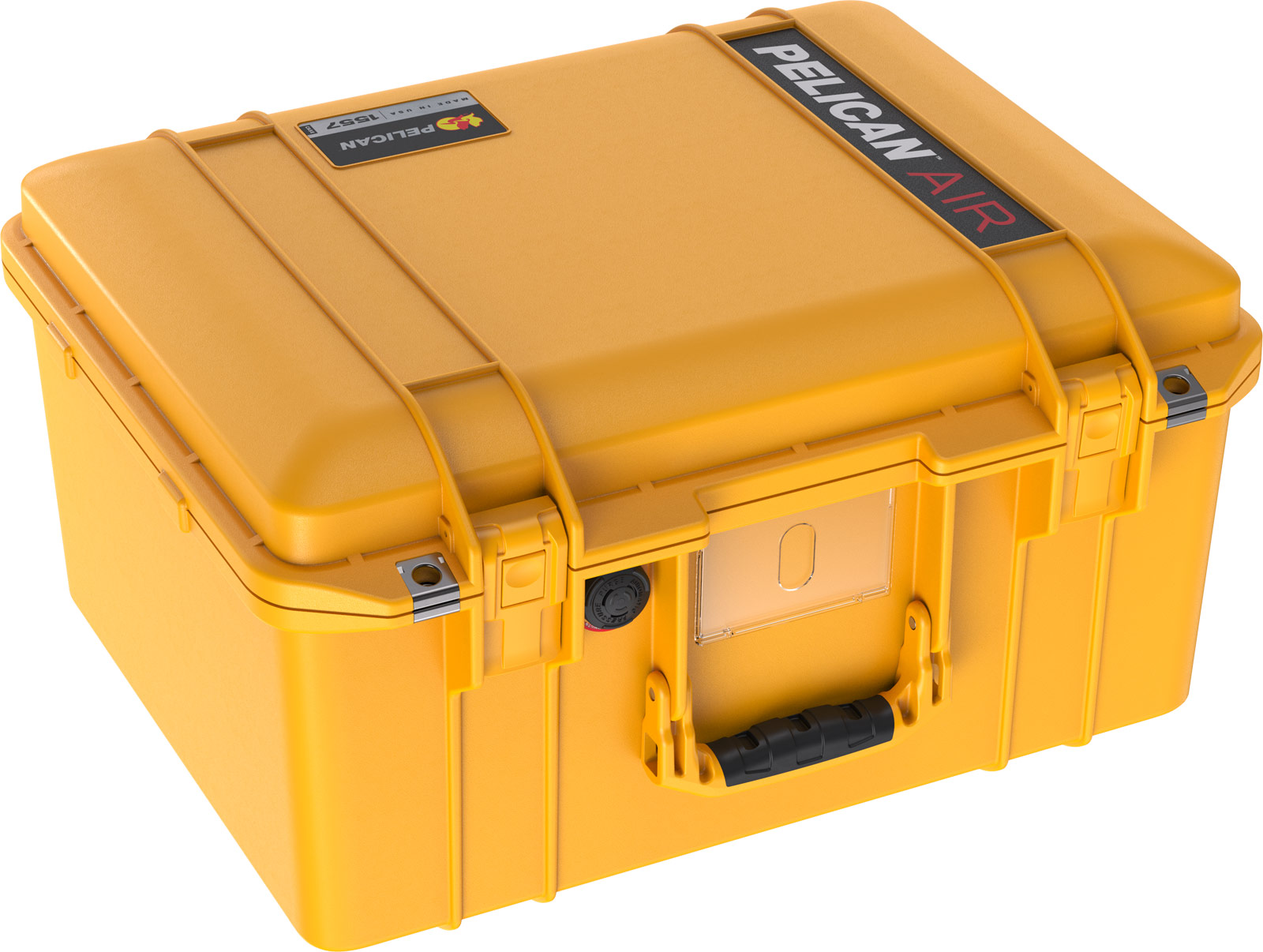 pelican 1557 drone protection deep case yellow