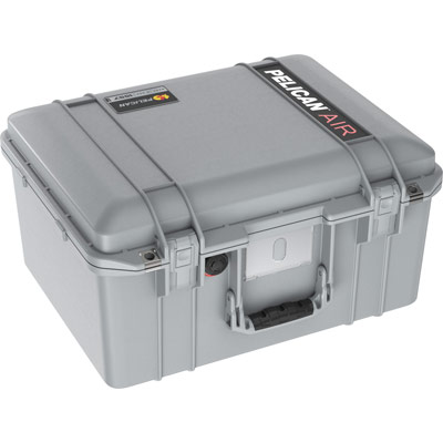pelican 1557 protection air case gray