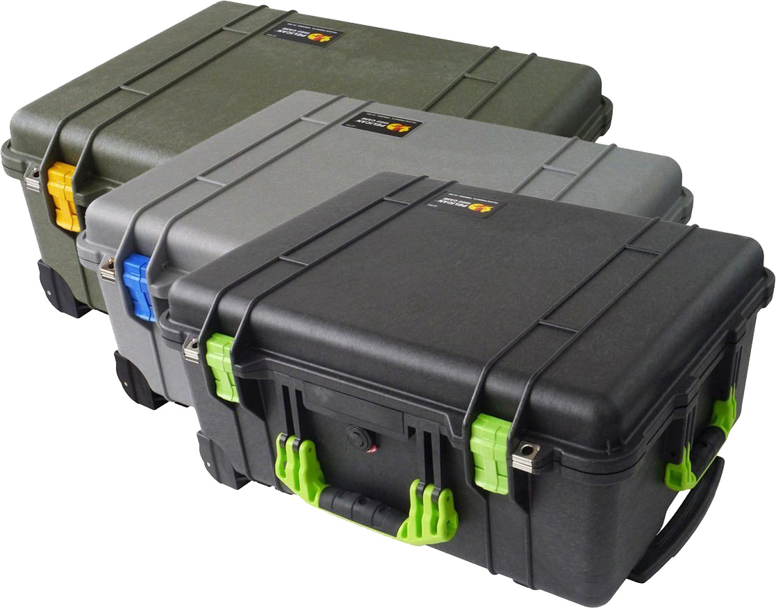 pelican 1560 color case series