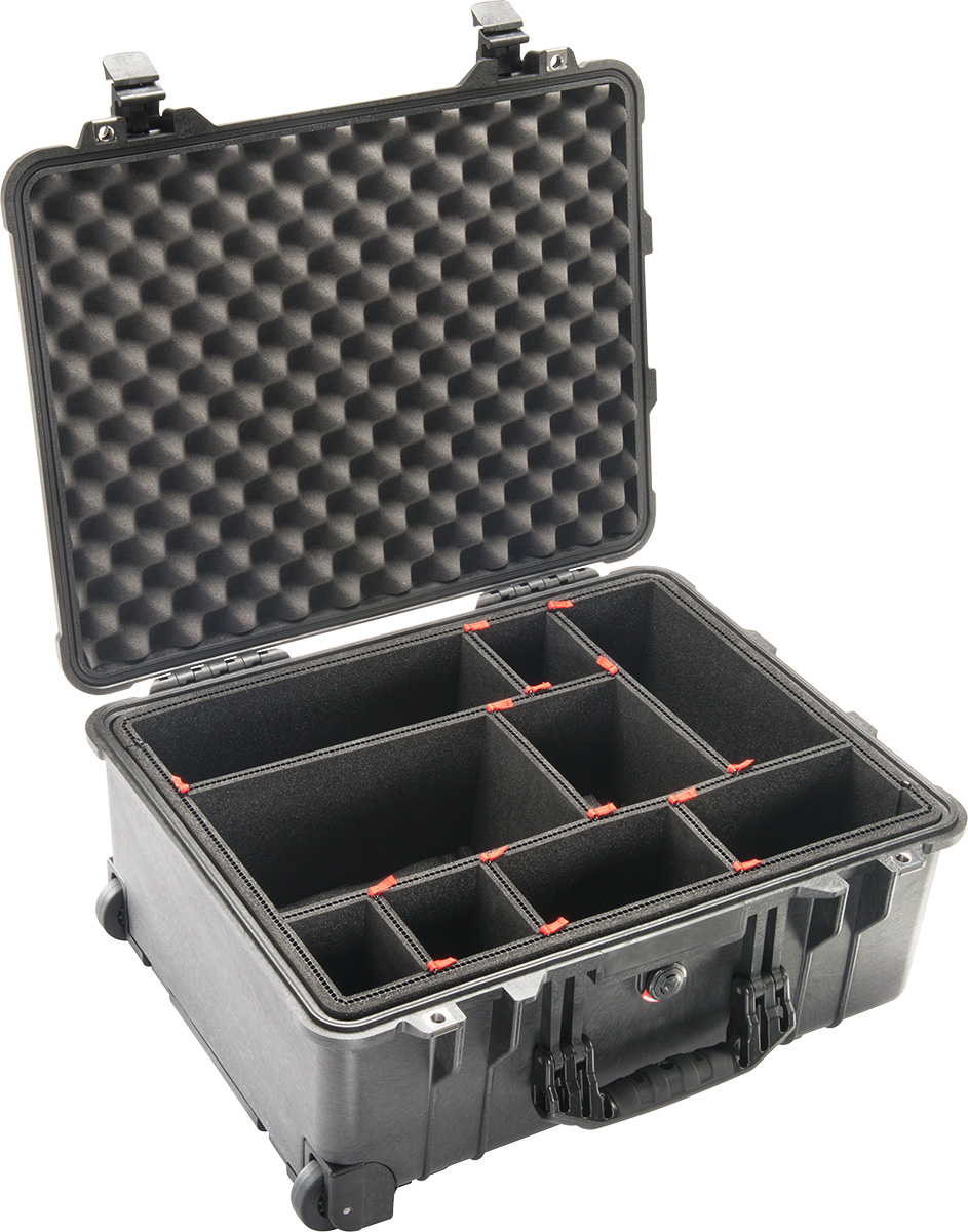 pelican 1560 camera case trekpak waterproof cases