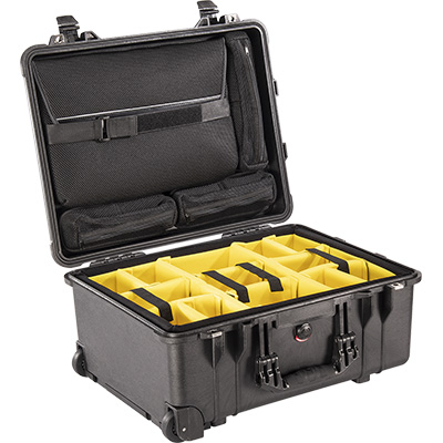 pelican protographer camera lens case