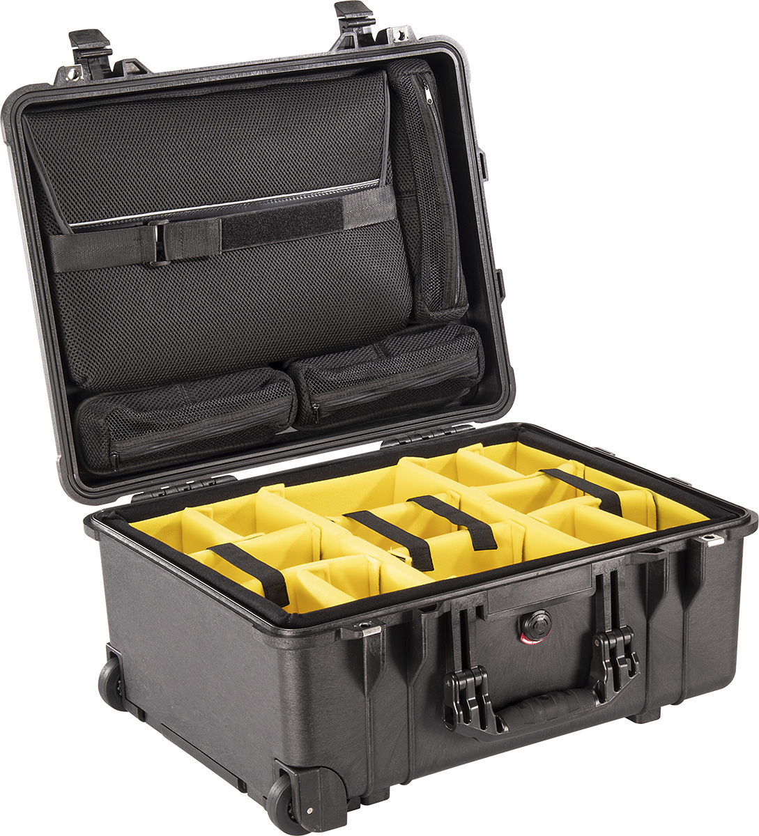 pelican peli products 1560SC protographer camera lens case