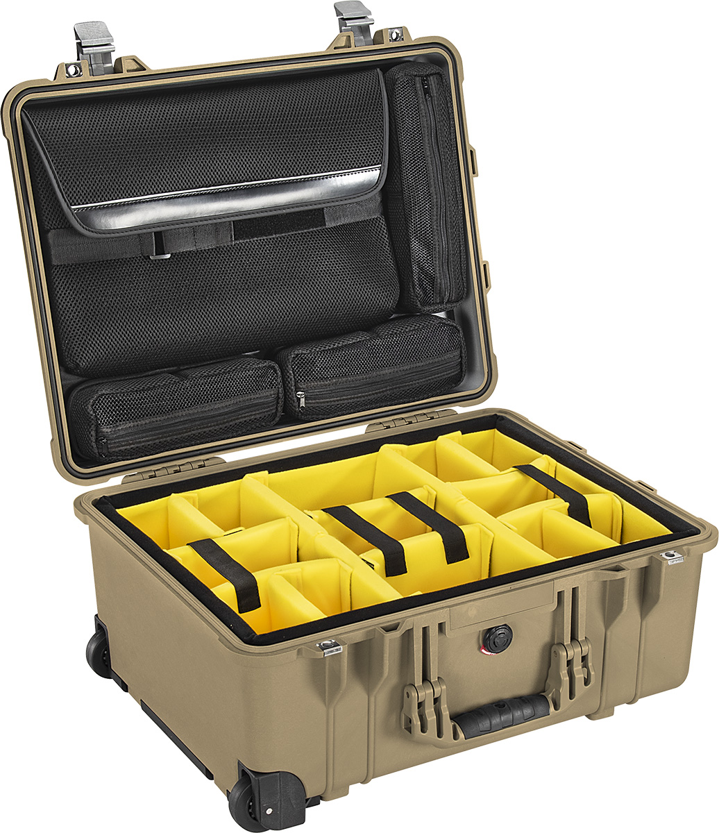 pelican 1560sc tan studio case camera cases