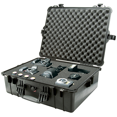 pelican 1600 strong waterproof equipment case