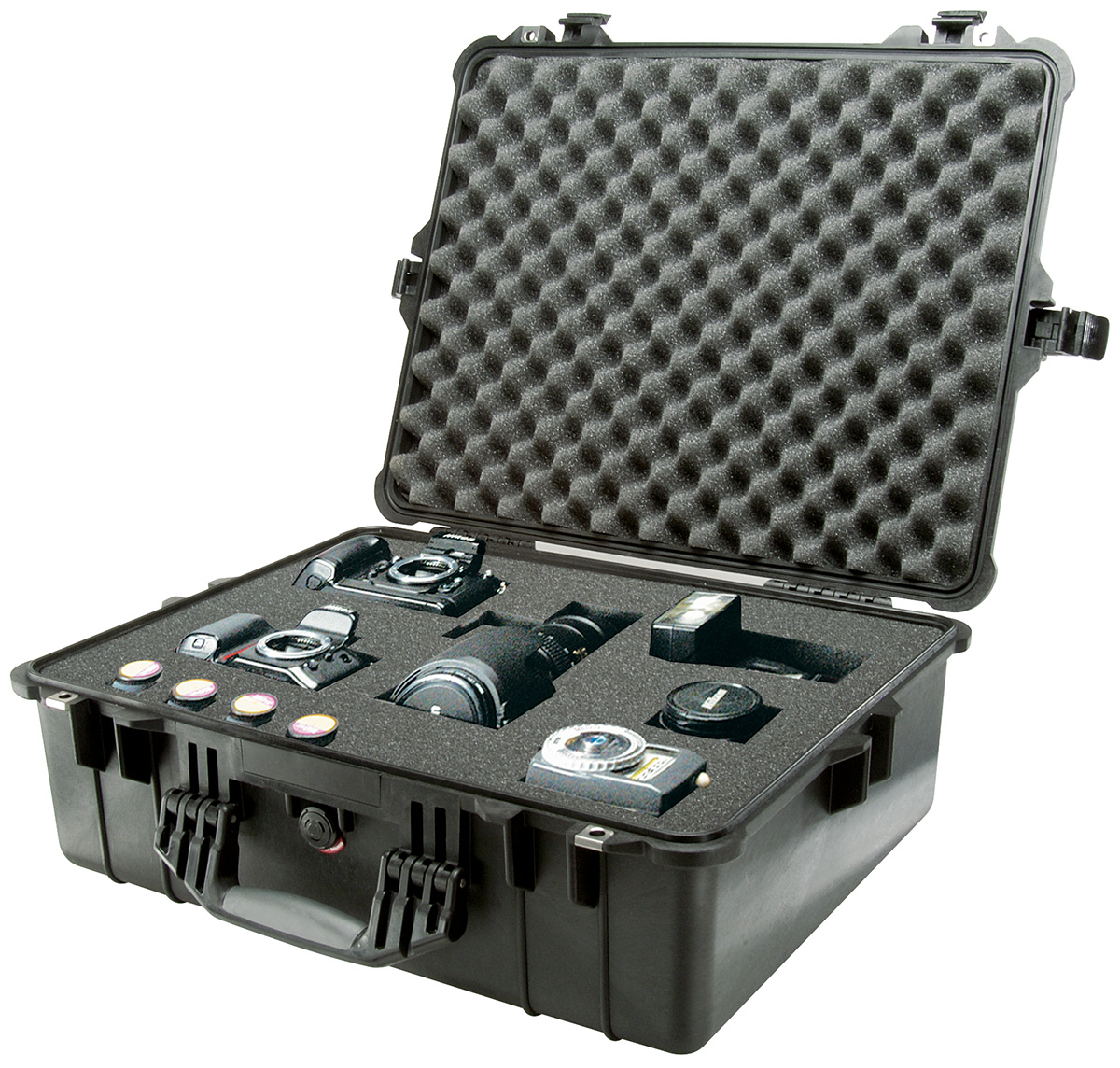 pelican strong waterproof equipment case