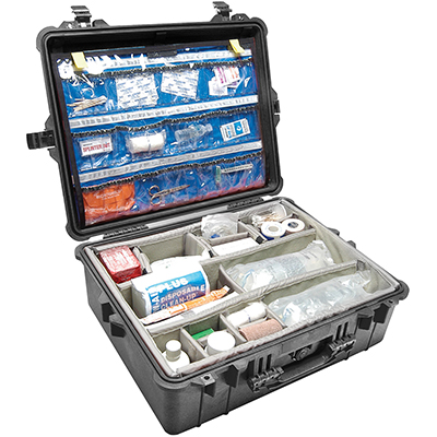 pelican 1600ems doctor nurse ambulance hard case