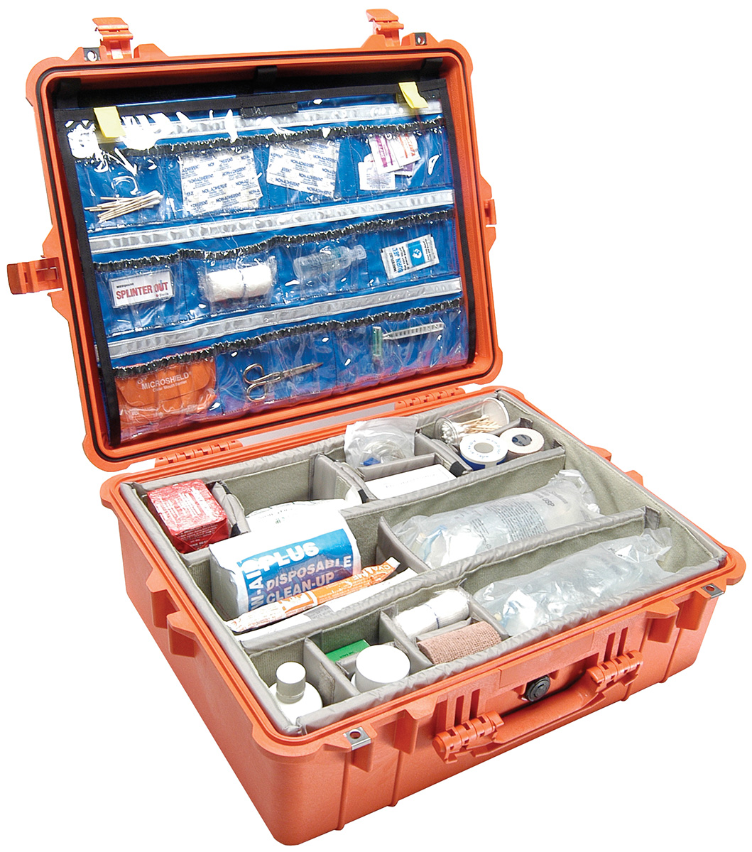 pelican 1600ems medical ems ambulance emt case