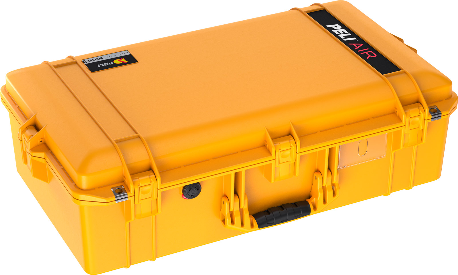pelican 1605 air cases colors yellow case
