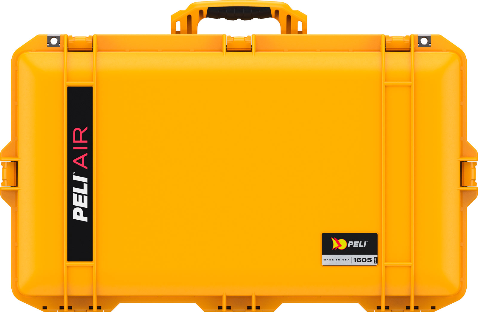 pelican 1605 air cases yellow case waterproof