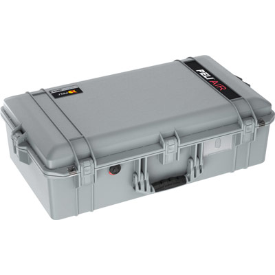 peli air lightweight cases 1605 case grey