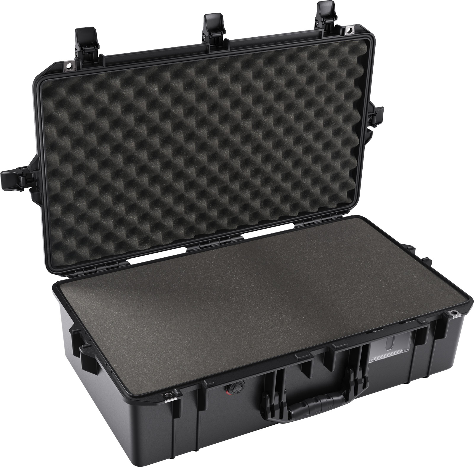 pelican 1605 air black foam camera case