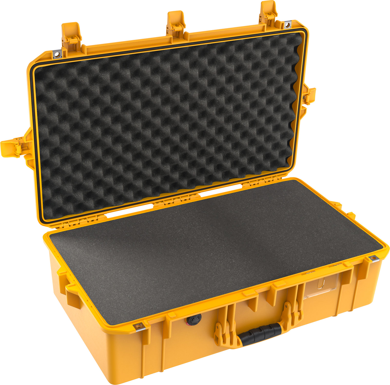 pelican 1605 air yellow foam firearm case