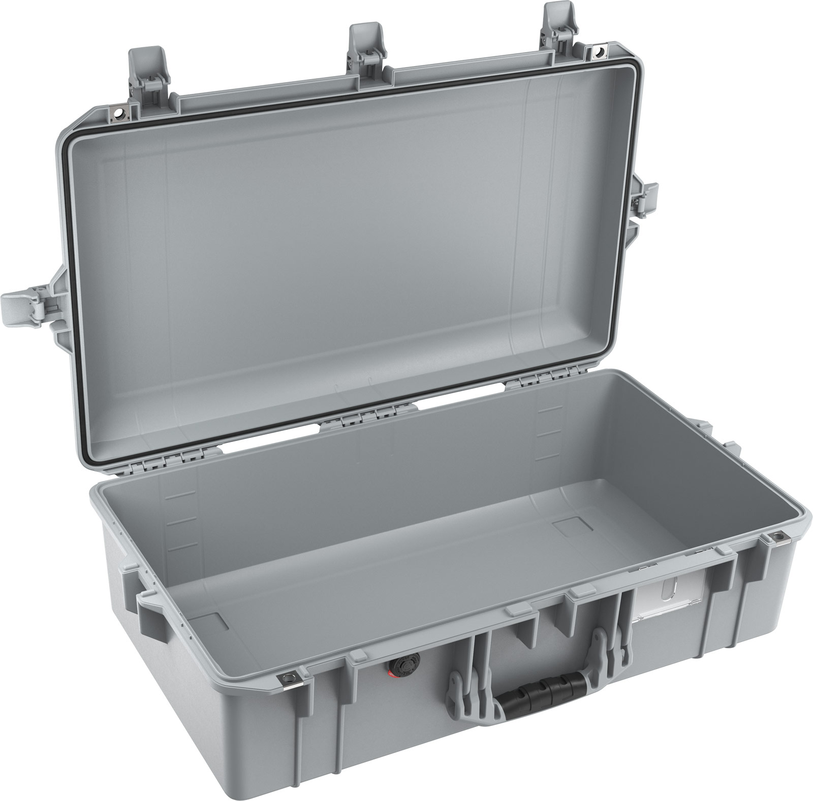 pelican 1605 silver camera air case