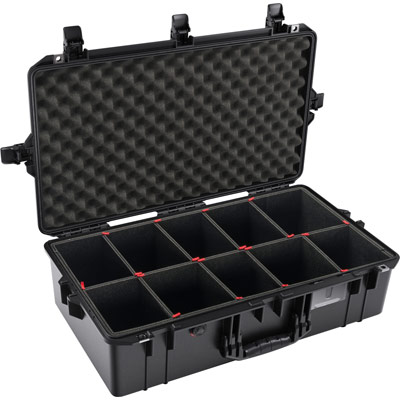 1605/pelican 1605tp trekpak camera air case