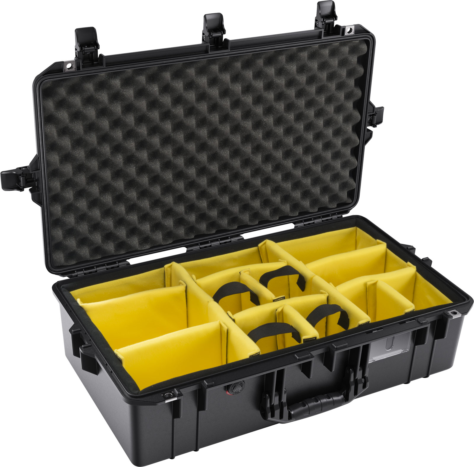 pelican air 1605 padded camera case