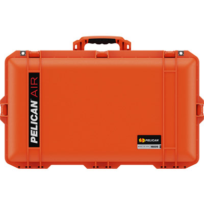 pelican orange 1605 camera dslr case
