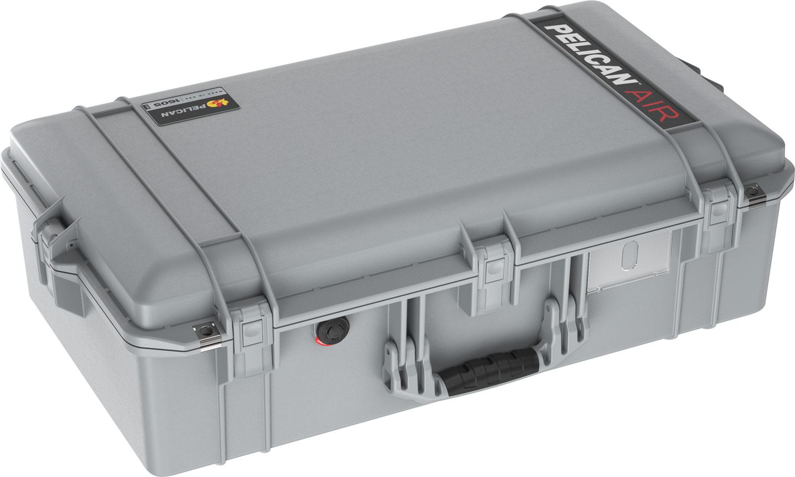 shopping pelican air 1605 buy silver camera case