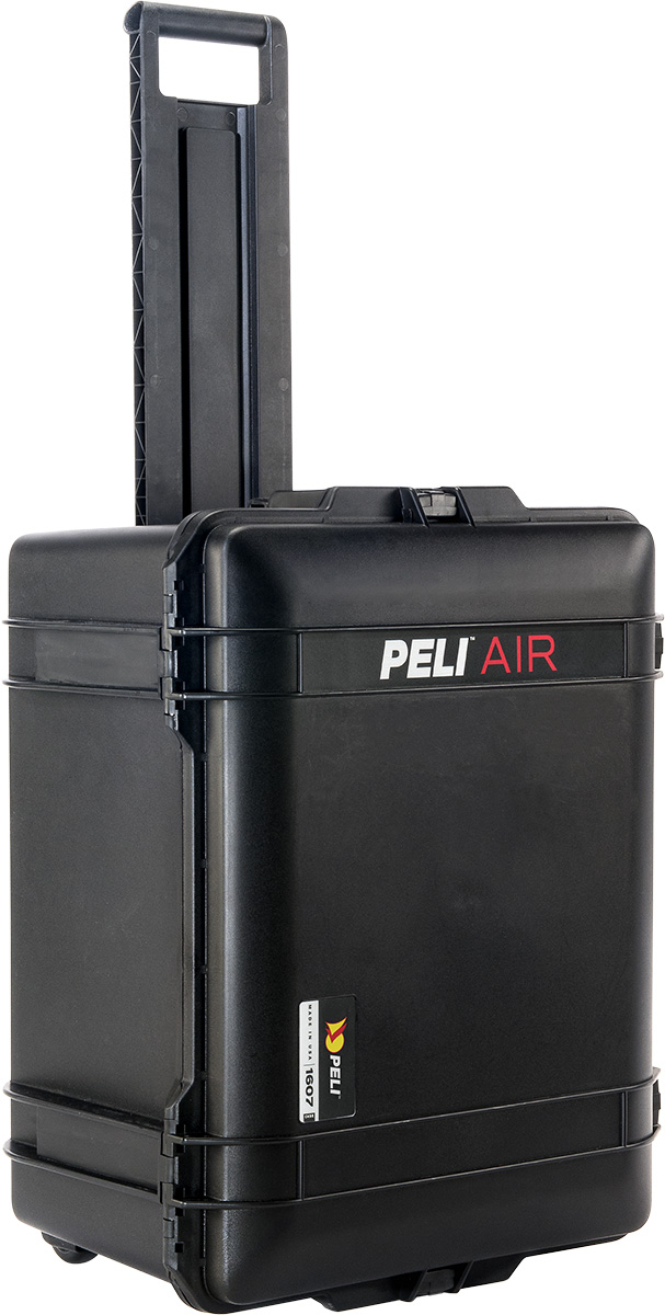 pelican 1607 air case rolling travel drone cases