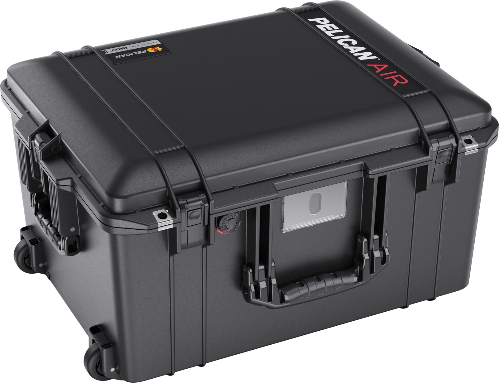 pelican 1607 air case deep rolling cases