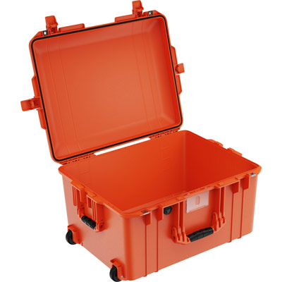 pelcian 1607 orange no foam watertight case