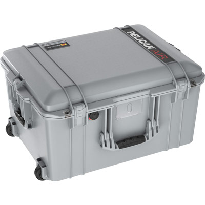 pelican 1607 air deep camera case gray