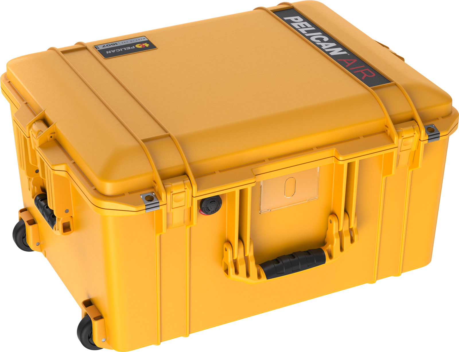 pelican 1607 air deep heavy duty yellow case