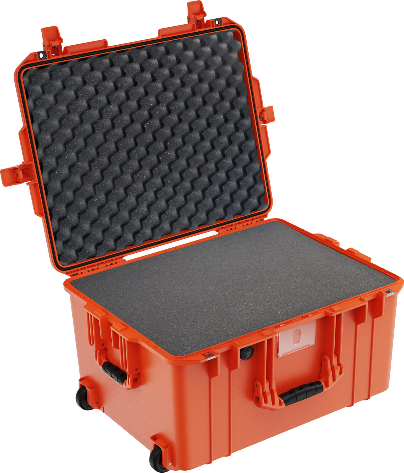 pelican 1607 deep watertight case orange
